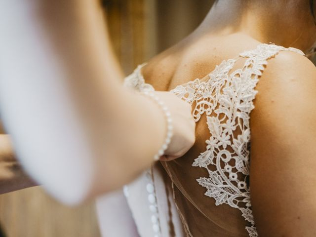 Le mariage de Damien et Marie à Fleuriel, Allier 6