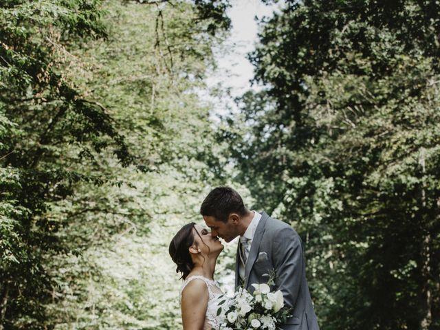 Le mariage de Damien et Marie à Fleuriel, Allier 15