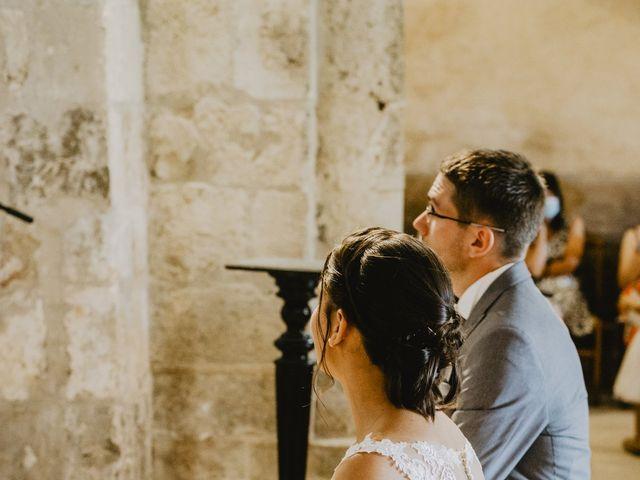 Le mariage de Damien et Marie à Fleuriel, Allier 22