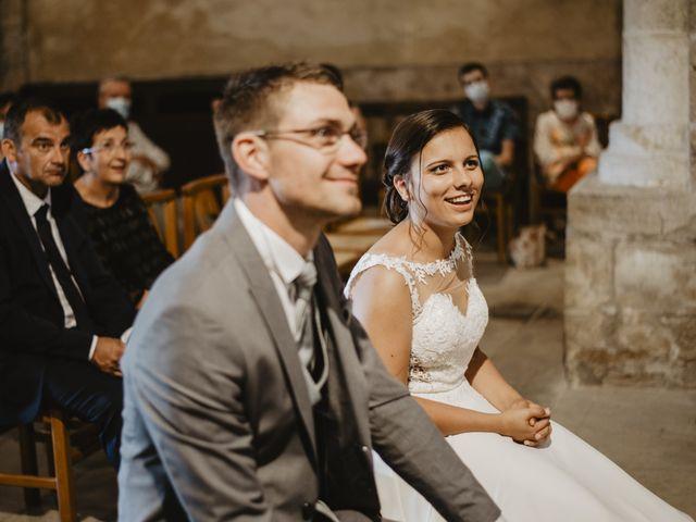 Le mariage de Damien et Marie à Fleuriel, Allier 23