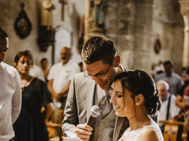 Le mariage de Damien et Marie à Fleuriel, Allier 26