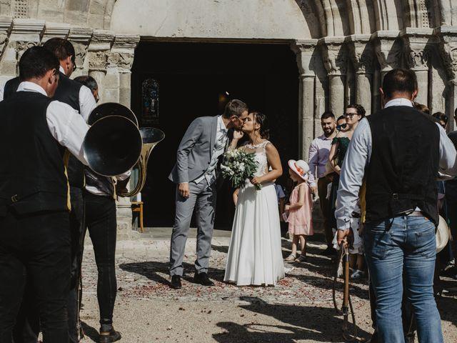 Le mariage de Damien et Marie à Fleuriel, Allier 27