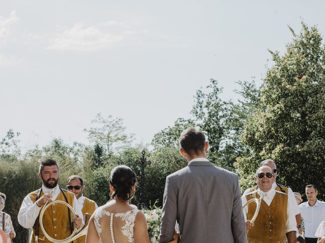 Le mariage de Damien et Marie à Fleuriel, Allier 28