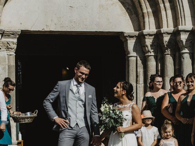 Le mariage de Damien et Marie à Fleuriel, Allier 29