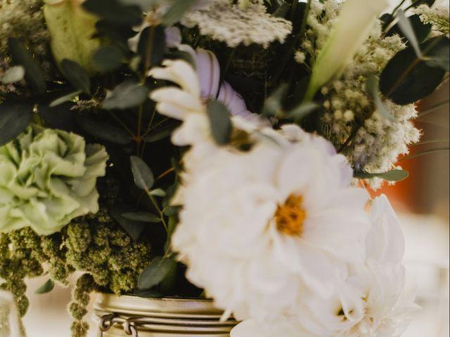 Le mariage de Damien et Marie à Fleuriel, Allier 36