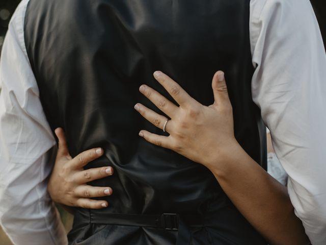 Le mariage de Damien et Marie à Fleuriel, Allier 41