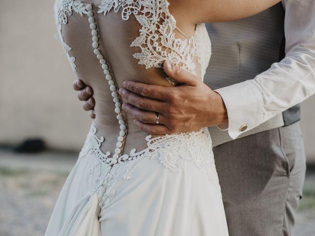 Le mariage de Damien et Marie à Fleuriel, Allier 42
