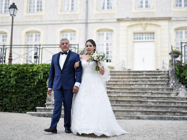 Le mariage de Mickaël et Nina à Vandeléville, Meurthe-et-Moselle 33