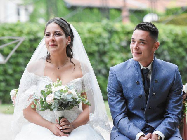 Le mariage de Mickaël et Nina à Vandeléville, Meurthe-et-Moselle 38