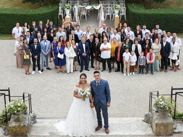 Le mariage de Mickaël et Nina à Vandeléville, Meurthe-et-Moselle 49
