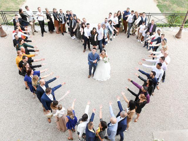 Le mariage de Mickaël et Nina à Vandeléville, Meurthe-et-Moselle 50
