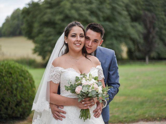 Le mariage de Mickaël et Nina à Vandeléville, Meurthe-et-Moselle 53