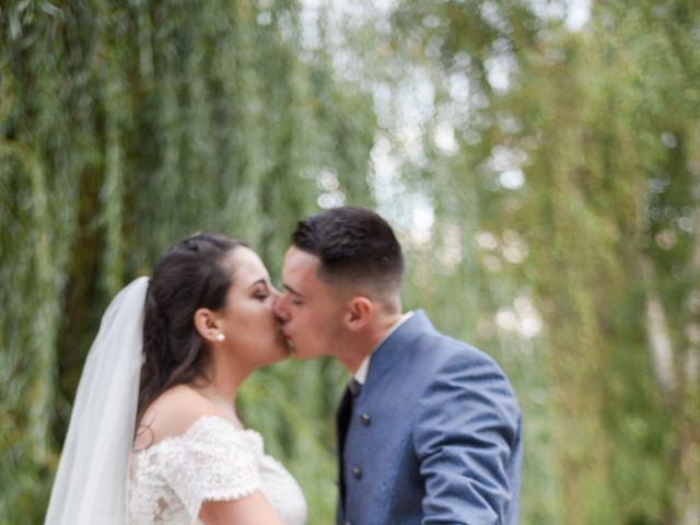Le mariage de Mickaël et Nina à Vandeléville, Meurthe-et-Moselle 54