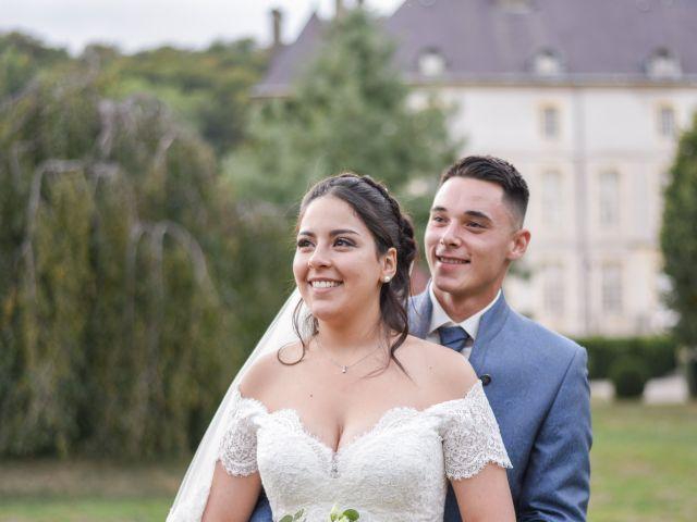 Le mariage de Mickaël et Nina à Vandeléville, Meurthe-et-Moselle 56