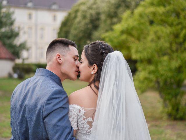 Le mariage de Mickaël et Nina à Vandeléville, Meurthe-et-Moselle 58
