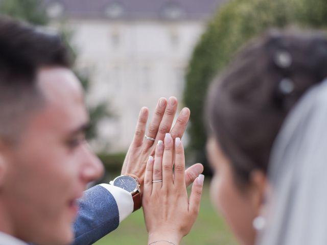 Le mariage de Mickaël et Nina à Vandeléville, Meurthe-et-Moselle 1