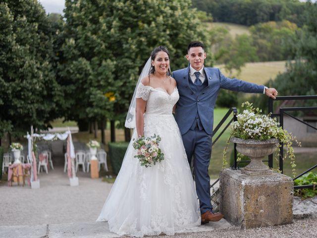 Le mariage de Mickaël et Nina à Vandeléville, Meurthe-et-Moselle 61