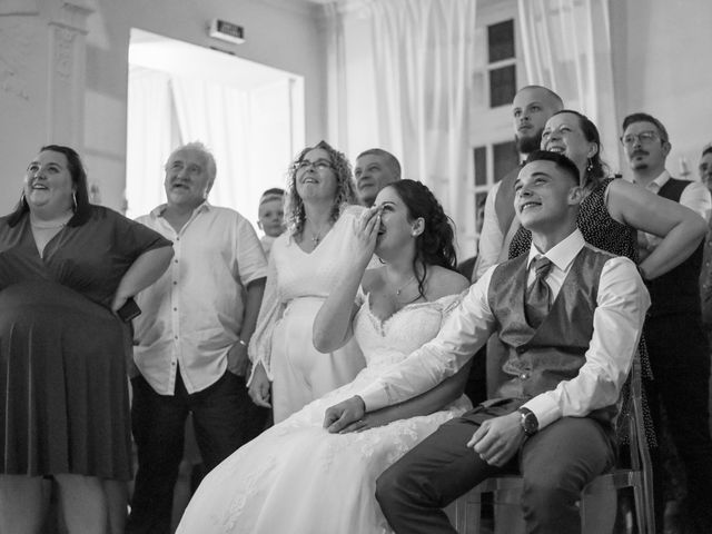 Le mariage de Mickaël et Nina à Vandeléville, Meurthe-et-Moselle 75