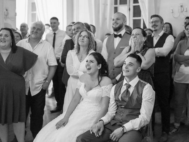 Le mariage de Mickaël et Nina à Vandeléville, Meurthe-et-Moselle 76