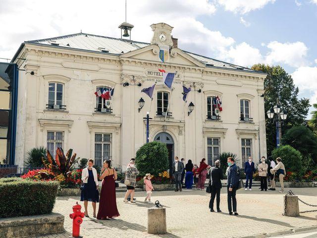 Le mariage de Rémi et Audrey à Cormeilles-en-Parisis, Val-d'Oise 20