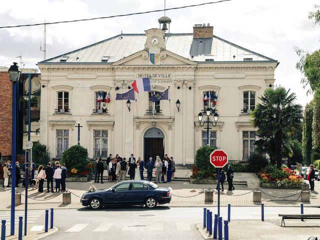 Le mariage de Rémi et Audrey à Cormeilles-en-Parisis, Val-d'Oise 24