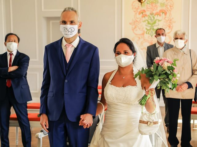 Le mariage de Rémi et Audrey à Cormeilles-en-Parisis, Val-d'Oise 31