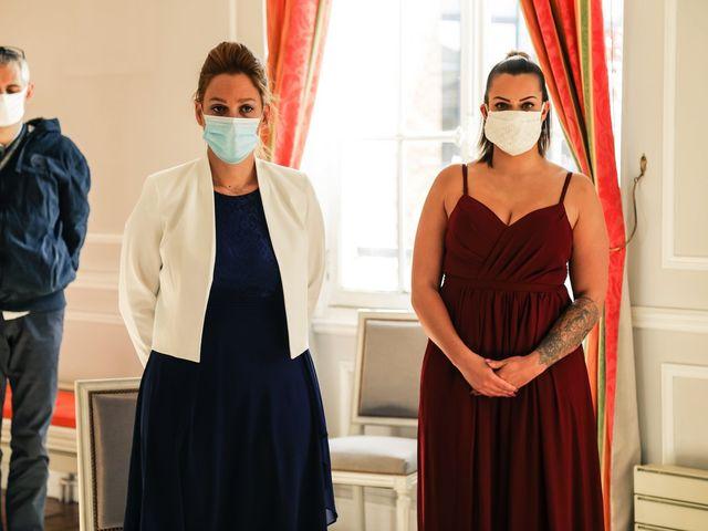 Le mariage de Rémi et Audrey à Cormeilles-en-Parisis, Val-d'Oise 36