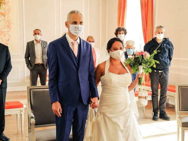 Le mariage de Rémi et Audrey à Cormeilles-en-Parisis, Val-d'Oise 37