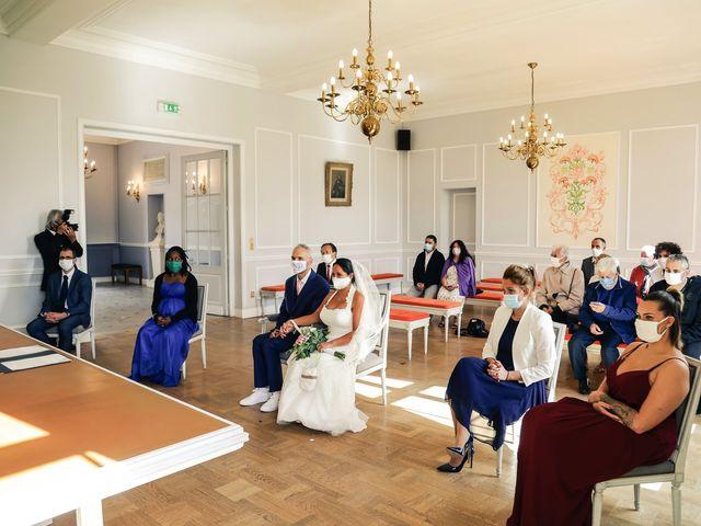 Le mariage de Rémi et Audrey à Cormeilles-en-Parisis, Val-d'Oise 48