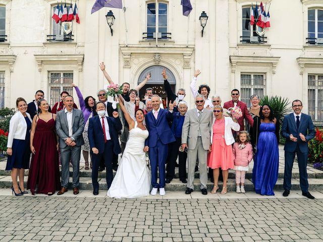 Le mariage de Rémi et Audrey à Cormeilles-en-Parisis, Val-d'Oise 57