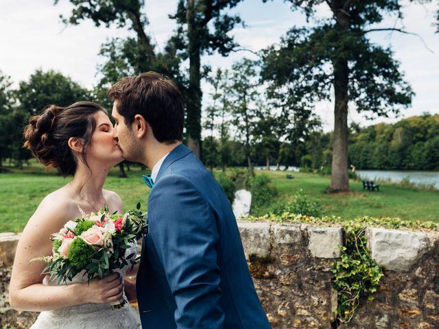 Le mariage de Jeanne et Alexandre