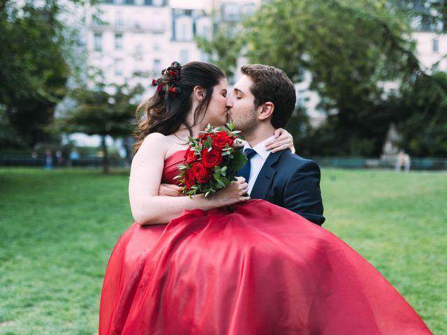Le mariage de Alexandre et Jeanne à Paris, Paris 14