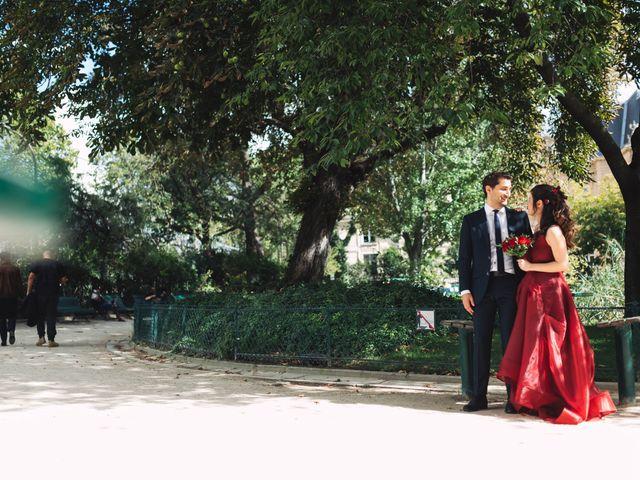 Le mariage de Alexandre et Jeanne à Paris, Paris 15