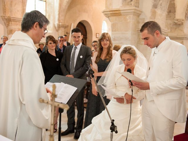 Le mariage de Jérémy et Angéline à Péroy-les-Gombries, Oise 12