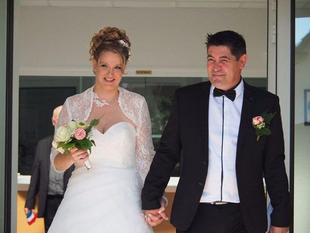 Le mariage de Vanessa et Christophe à Florémont, Vosges 4