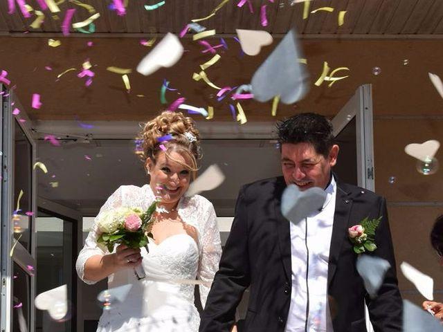 Le mariage de Vanessa et Christophe à Florémont, Vosges 5