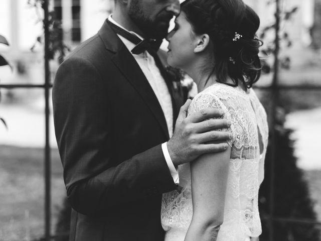 Le mariage de Tess et Florian