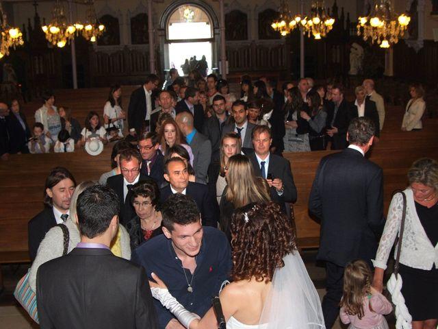 Le mariage de Salvatore et Eve à Metz, Moselle 14