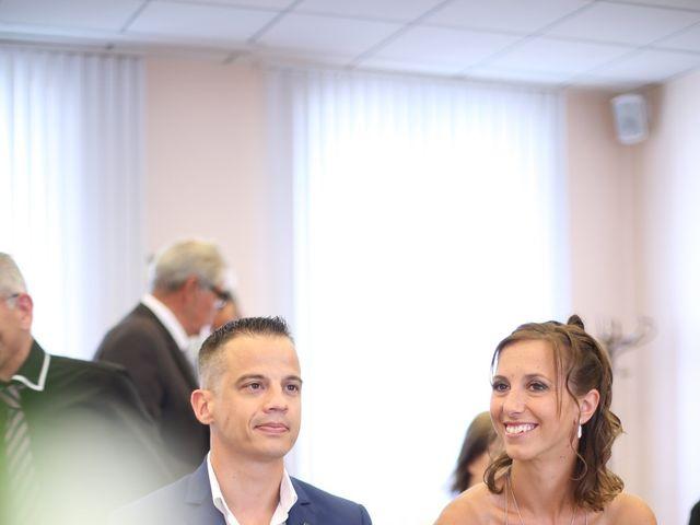 Le mariage de David et Mélanie à Issenheim, Haut Rhin 6