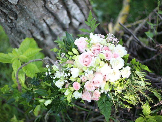 Le mariage de David et Mélanie à Issenheim, Haut Rhin 12