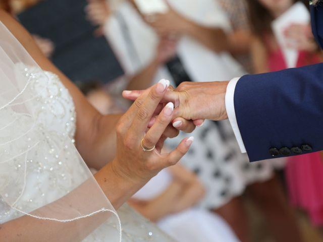 Le mariage de David et Mélanie à Issenheim, Haut Rhin 29