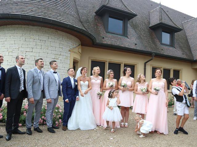 Le mariage de David et Mélanie à Issenheim, Haut Rhin 32