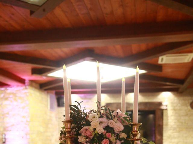 Le mariage de David et Mélanie à Issenheim, Haut Rhin 36