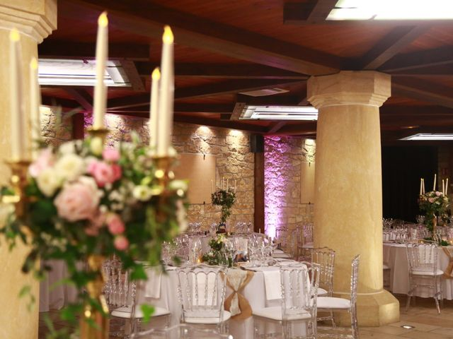 Le mariage de David et Mélanie à Issenheim, Haut Rhin 47