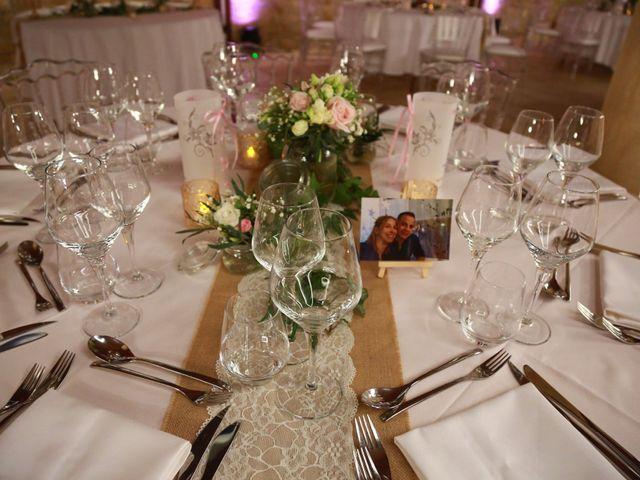 Le mariage de David et Mélanie à Issenheim, Haut Rhin 48