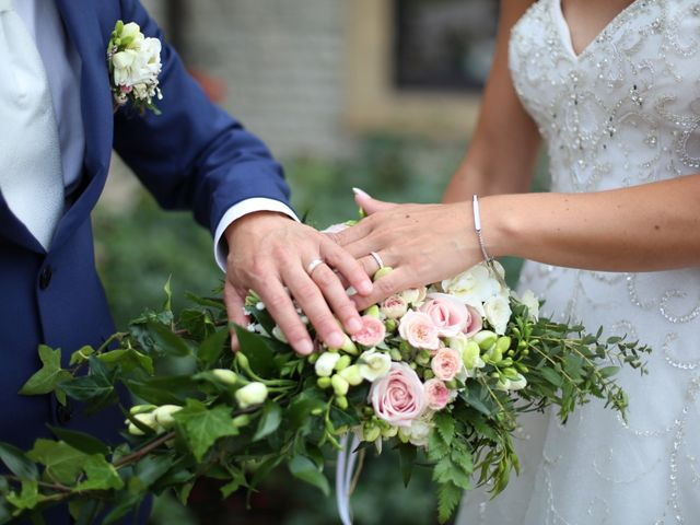 Le mariage de David et Mélanie à Issenheim, Haut Rhin 62