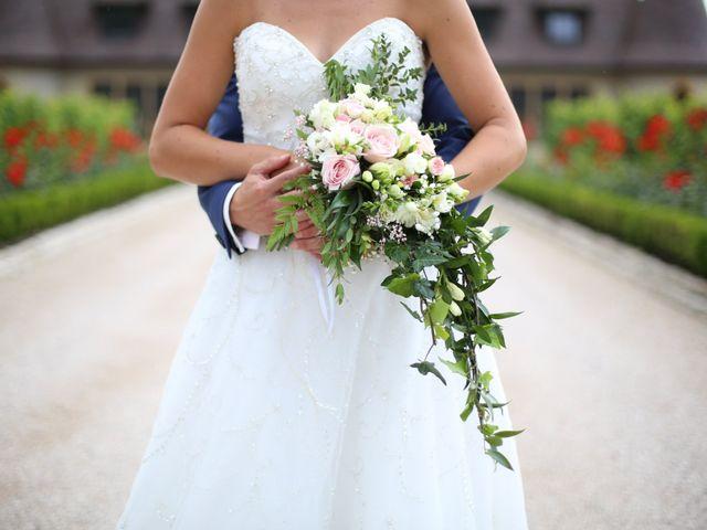 Le mariage de David et Mélanie à Issenheim, Haut Rhin 65