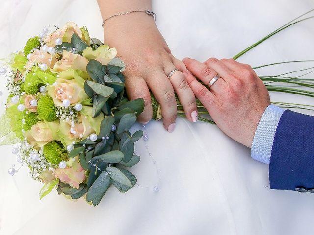 Le mariage de Julien et Sabrina à Kerfourn, Morbihan 2
