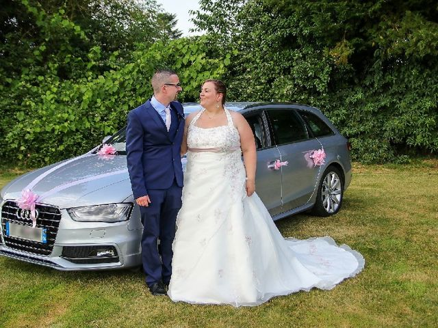Le mariage de Julien et Sabrina à Kerfourn, Morbihan 3