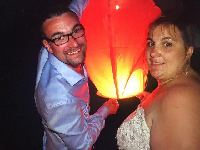 Le mariage de Julien et Sabrina à Kerfourn, Morbihan 6